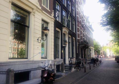 Summer'S Cool: onze locatie aan de Herengracht in Amsterdam